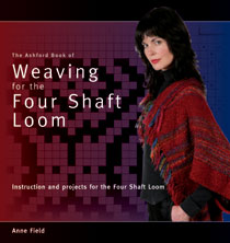 the ashford book of four shaft weaving