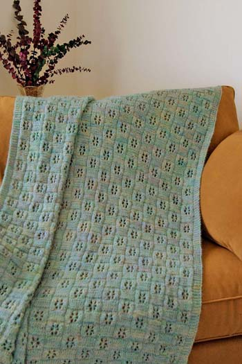 Easy Knitting Afghan Patterns Patterns Gallery