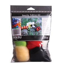 ashford needle felting beginners kit
