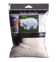 ashford wool felting kit