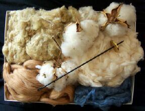 learn to spin cotton kit