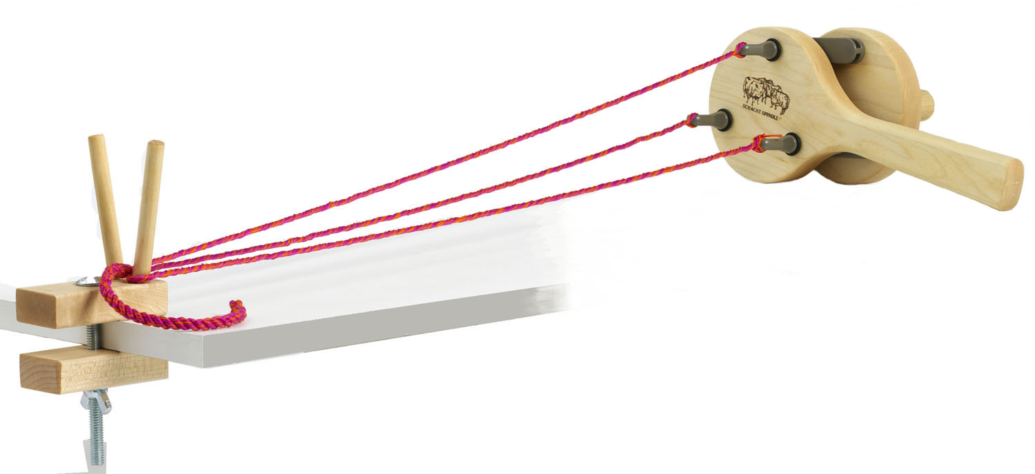 how to build a rope making machine