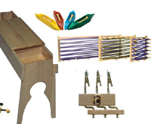 leclerc weaving accessories