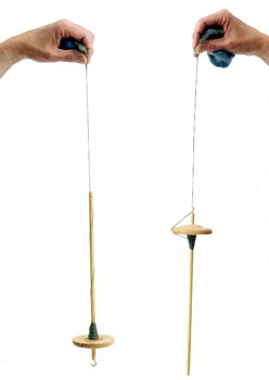 Kromski Drop Spindle Kit