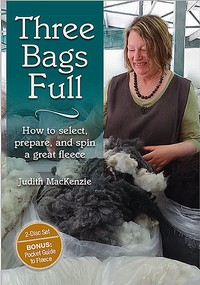 judith mackenzie dvd - three bags full