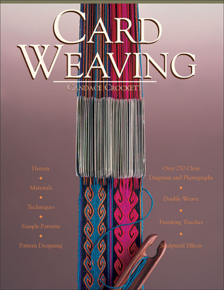 card weaving instructions