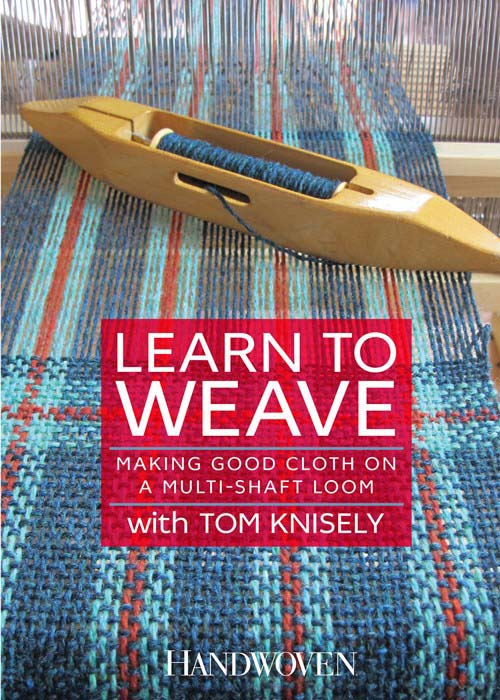 learn to weave instructions from tom knisely
