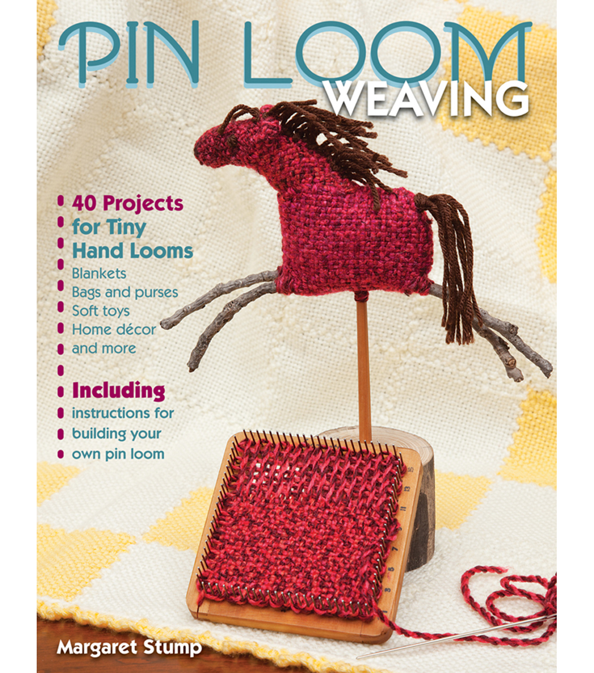 pin loom weaving instructions