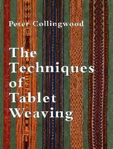 table weaving instructions peter collingwood