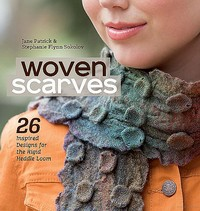 woven scarves book