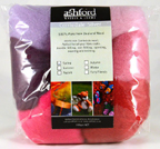 ashford felting wool pack spring