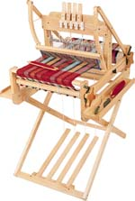 ashford table loom and stand