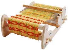 schacht cricket loom - rigid heddle loom