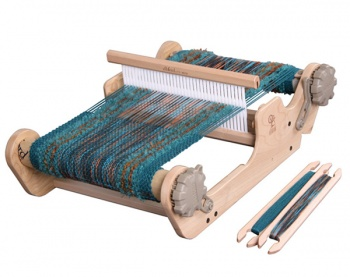 ashford sampleit loom rigid heddle weaving