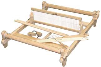 kromski fiddle rigid heddle loom