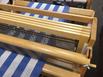 leclerc compact loom with harness detail