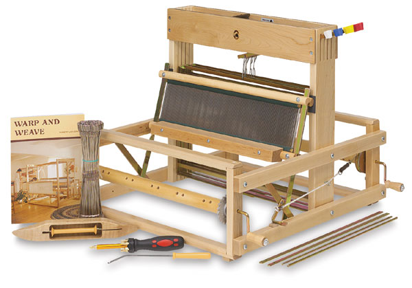 leclerc dorothy table loom with accessories