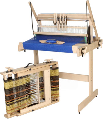 louet jane table loom in two sizes