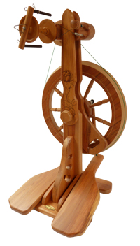 majacraft rose spinning wheel