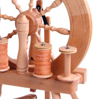 ashford traveller spinning wheel details