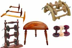 kromski spinning wheel accessories
