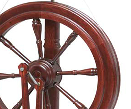 sonata wheel spokes detail