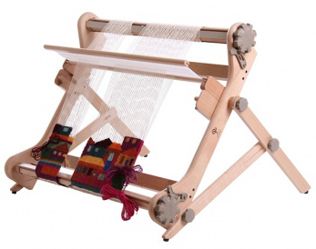 ashford rigid heddle loom with table stand