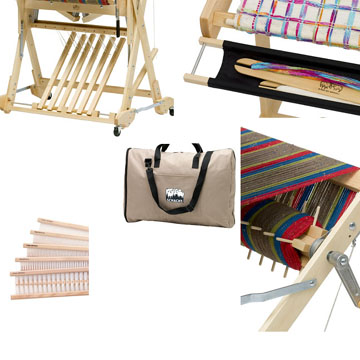 schacht weaving accessories