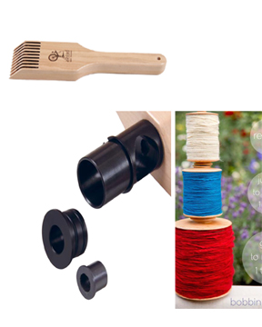 ashford spinning and weaving accessories