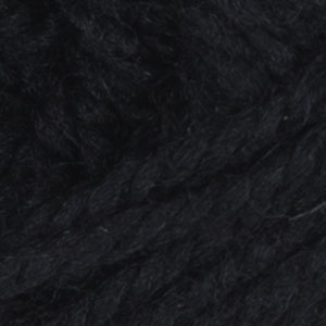 nature spun yarn black